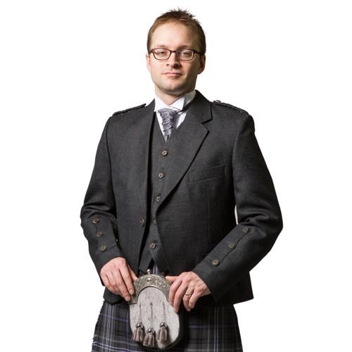 Argyll Tweed Day Jacket
