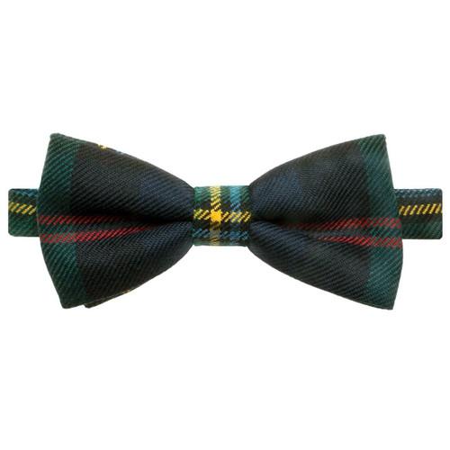 Malcolm Modern Tartan Bow Tie
