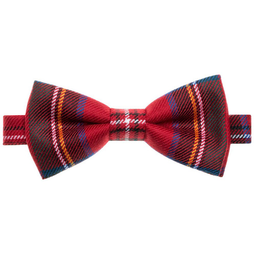 Stewart Royal Modern Tartan Bow Tie