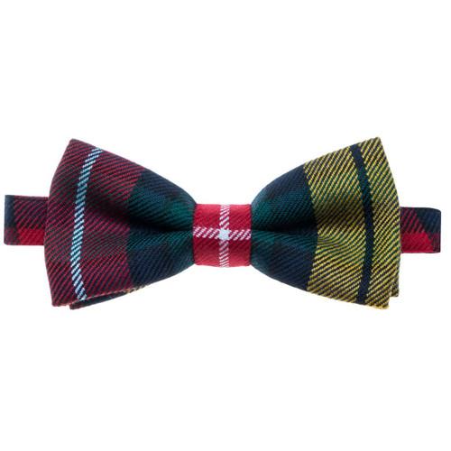 Buchanan Modern Tartan Bow Tie