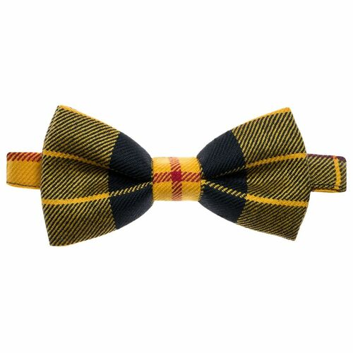 Macleod Dress Modern Tartan Bow Tie