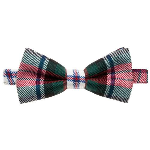MacDuff Dress Modern Tartan Bow Tie