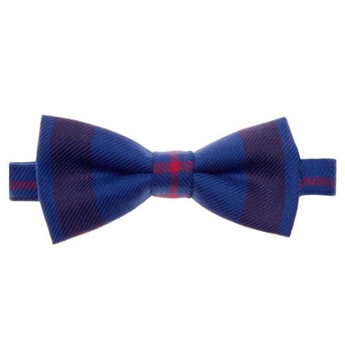 Elliot Modern Tartan Bow Tie