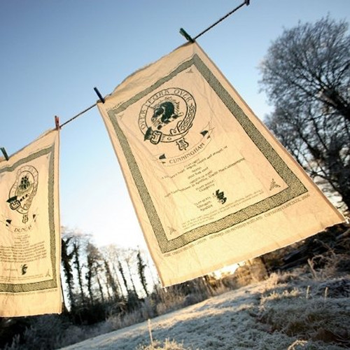 Clan Crest Tea Towels