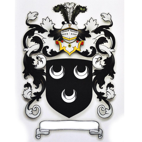 Clan History Coat of Arms
