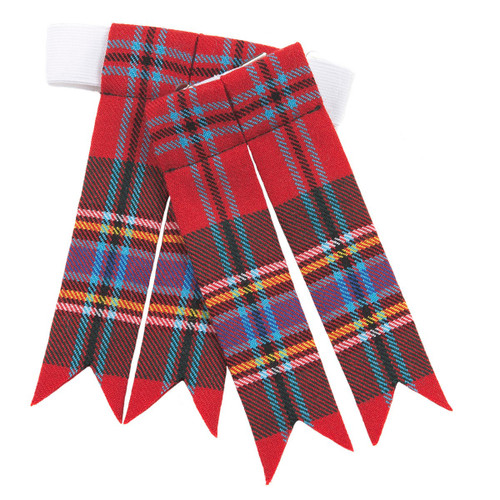 Made to Order Braeriach Mediumweight Tartan Flashes