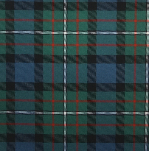 FERGUSON ANCIENT LIGHT WEIGHT TARTAN FABRIC