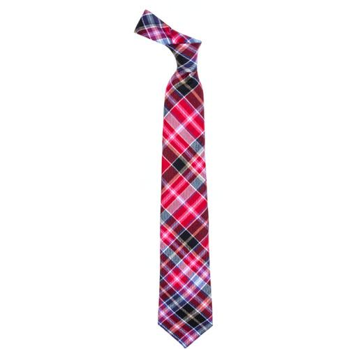 Aberdeen Modern Tartan Tie