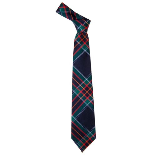 RCMP Tartan Tie