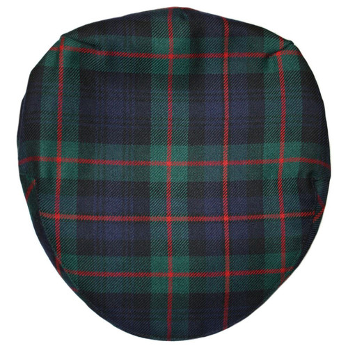 Murray of Athol Tartan Barnton Flat Cap