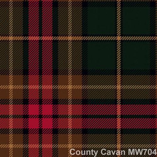 County Cavan - 13oz Single Width