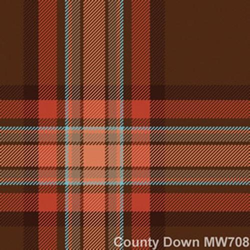 County Down - 13oz Single Width