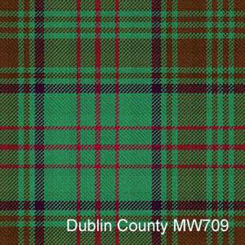 County Dublin - 13oz Single Width