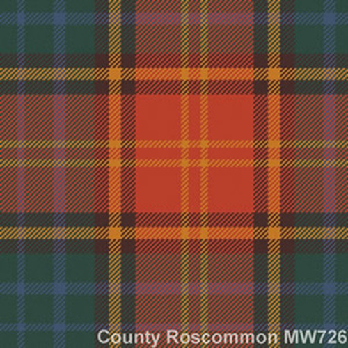 County Roscommon - 13oz Single Width