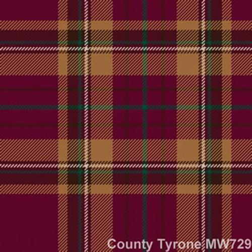 County Tyrone - 13oz Single Width