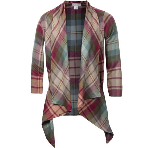 Auld Scotland Tartan Kerry Jacket