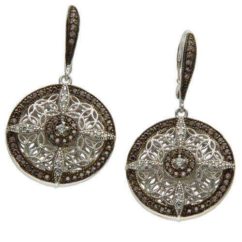 Keith Jack Night and Day Earrings