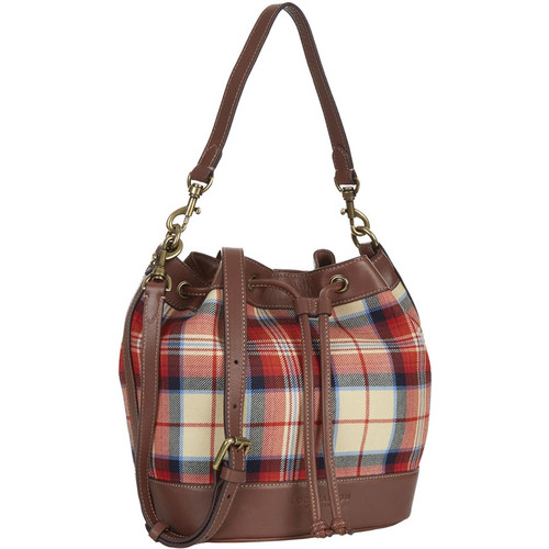 Annabell Bucket Bag Westleas Check