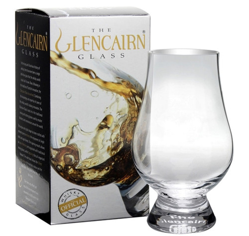 Glencairn Tulip Whisky Glass