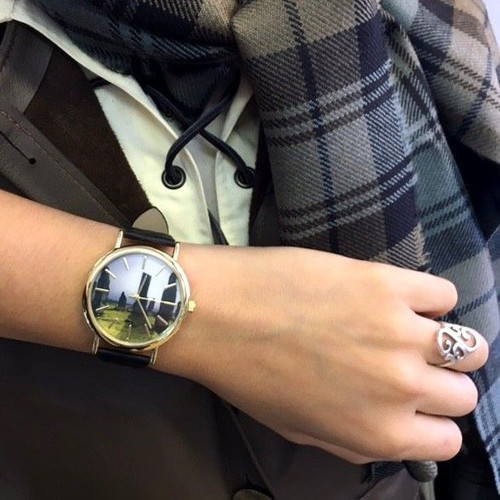 Outlander Inspired Wristwatch