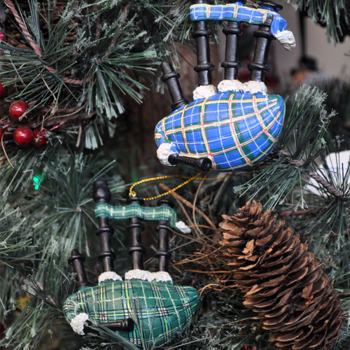 bagpipe ornaments