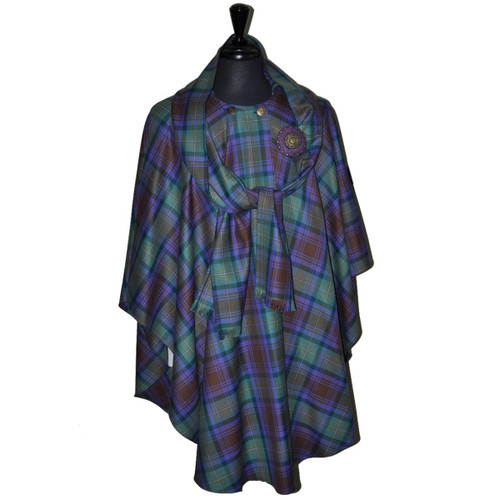 Edinburgh Cape 10oz LIght Weight