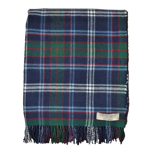 Niagara tartan Lambswool Blanket