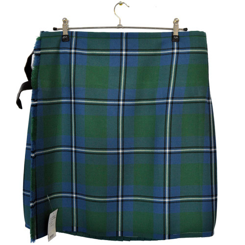 Ancient Irvine Edinburgh Kilt Front
