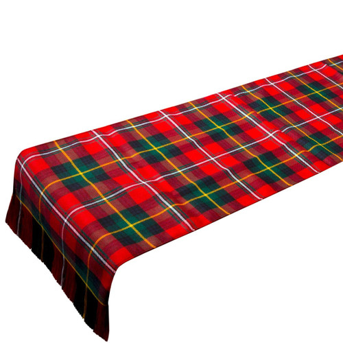 MADE TO ORDER REIVER LIGHTWEIGHT TARTAN TABLE RUNNER