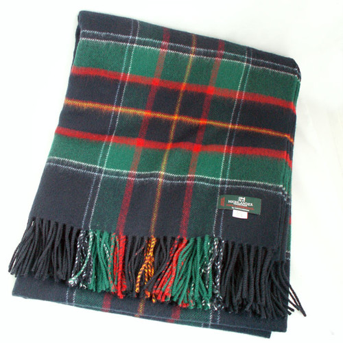 RCMP Lambswool Blanket