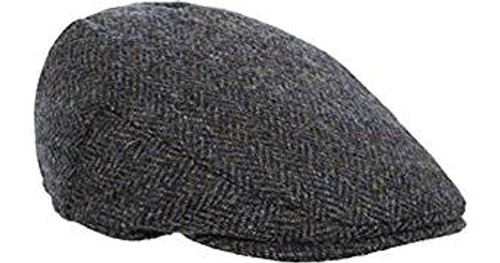 Harris Tweed Cap ( one Size fits all