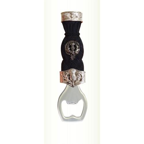 Thistle Bottle Opener Sgian Dubh