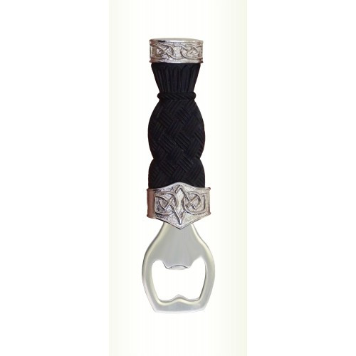 Celtic Knot Bottle Opener Sgian Dubh