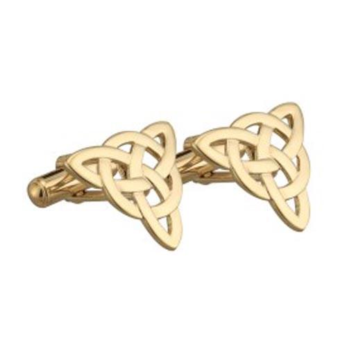 Trinity Knot Cuff links