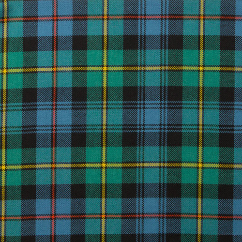 Baillie Ancient Light Weight Tartan Fabric