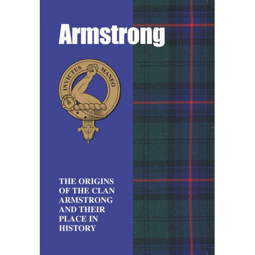 Armstrong Clan History Book