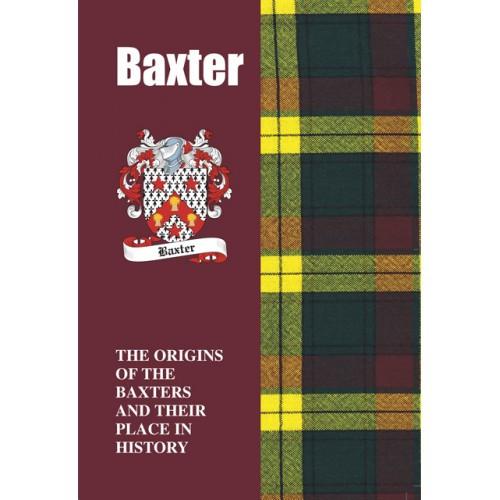 Baxter Clan History Book