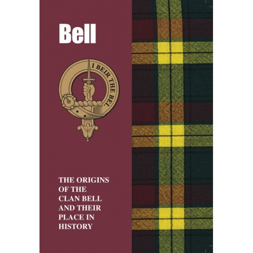 Bell Clan History Book
