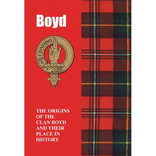 Boyd Clan History Book