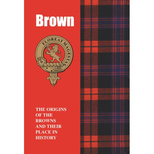 Brown Clan History Book