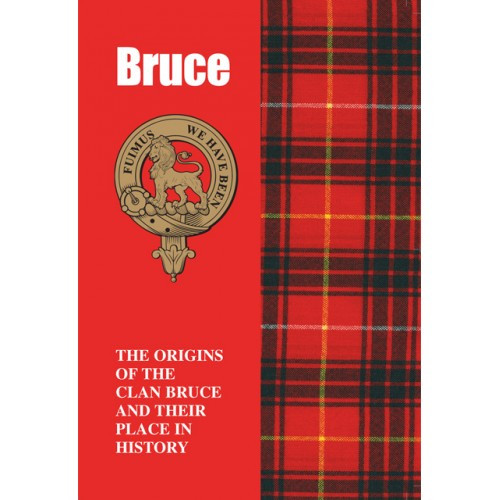 Bruce Clan History Book