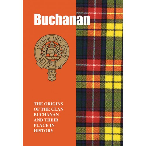 Buchanan Clan History Book