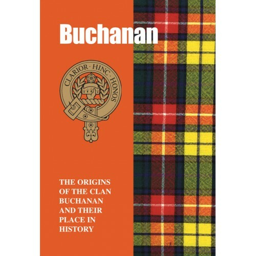 Buchanan Clan History Book