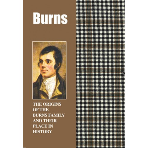 Burns Clan History Book