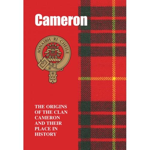 Cameron Clan History Book