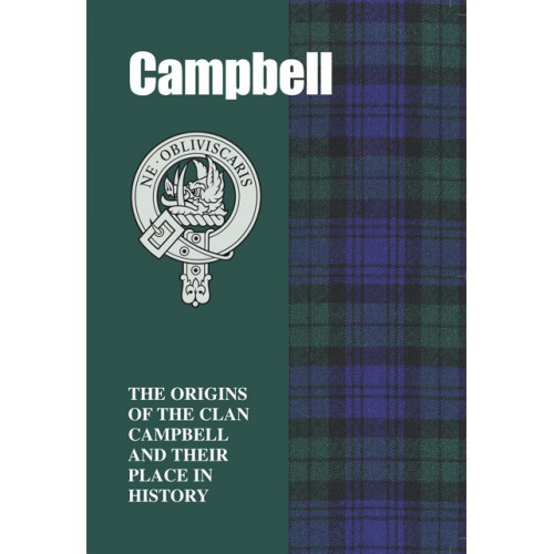 Campbell Clan History Book