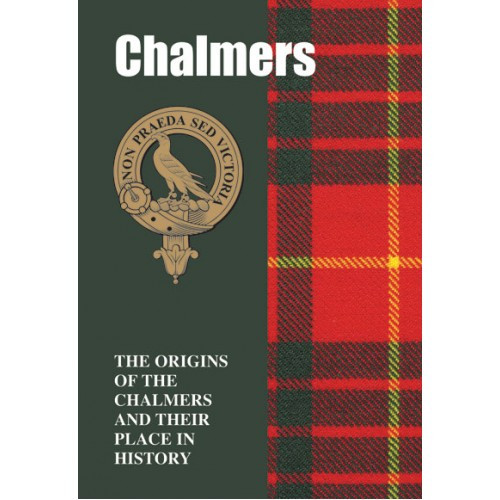 Chalmers Clan History Book