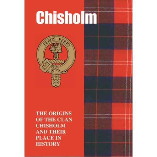 Chisholm Clan History Book