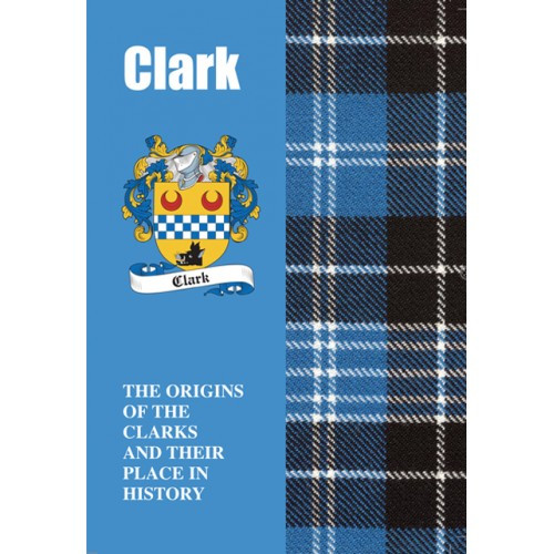 Clark Clan History Book