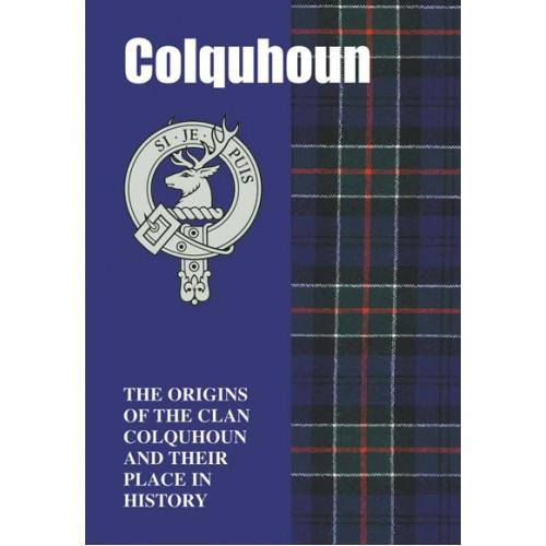 Colquhoun Clan History Book
